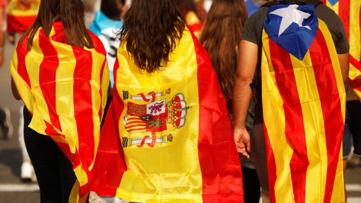 Мадрид вводит в Каталонии прямое правление