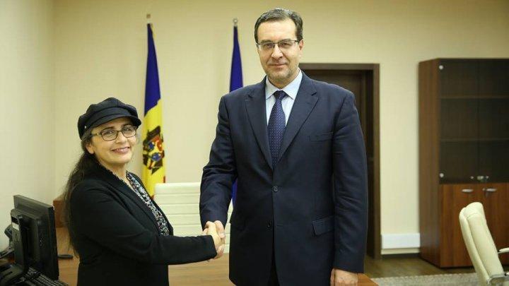 Швеция будет поддерживать Молдову на пути к евроинтеграции