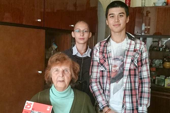 Тольятти – моя Родина: школьники снимают фильмы