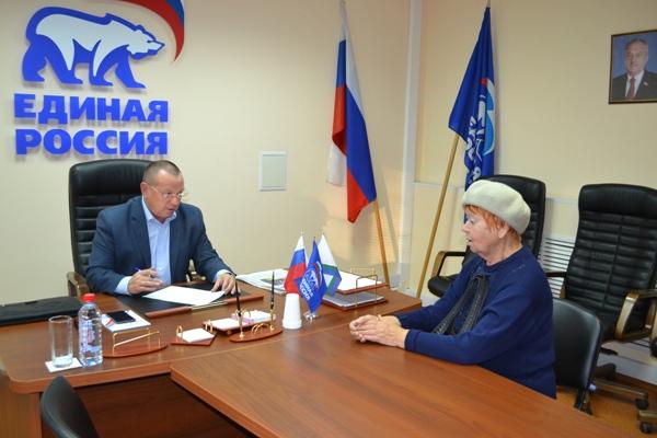 Новоизбранные депутаты Кировской городской Думы начали приемы граждан