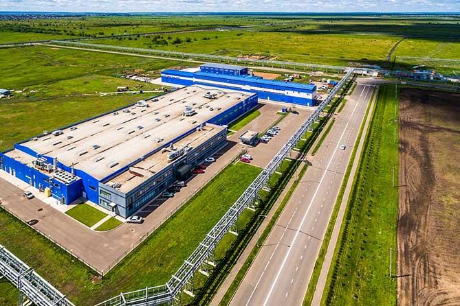 Индустриальные парки Тольятти: Преимущества и возможности