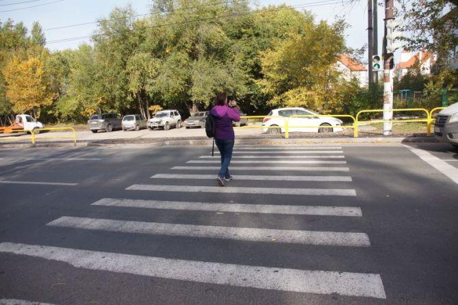 2 500 рублей: не пропустил пешехода на переходе