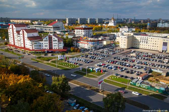 В Тольятти нет главного – идеи развития