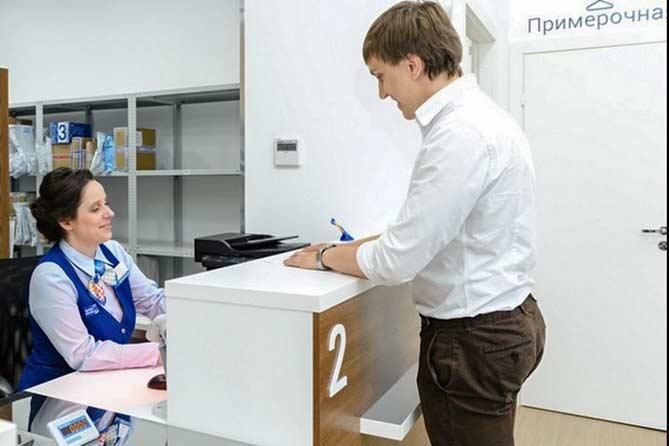 Тольяттинская почта: появятся примерочные
