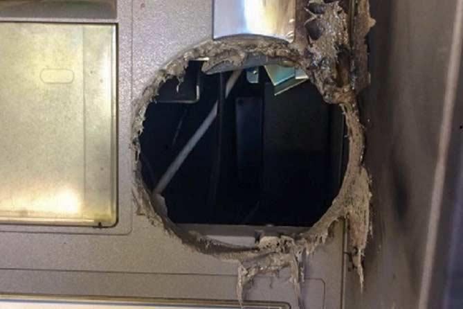 3 миллиона 800 тысяч рублей: Местный житель вскрывал банкоматы