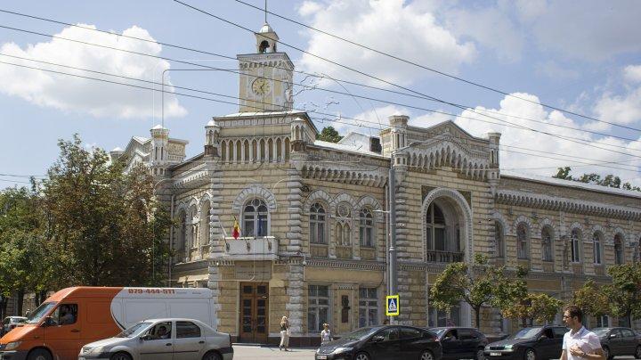 Нистор Грозаву предложил двух кандидатов на пост заместителя столичного мэра