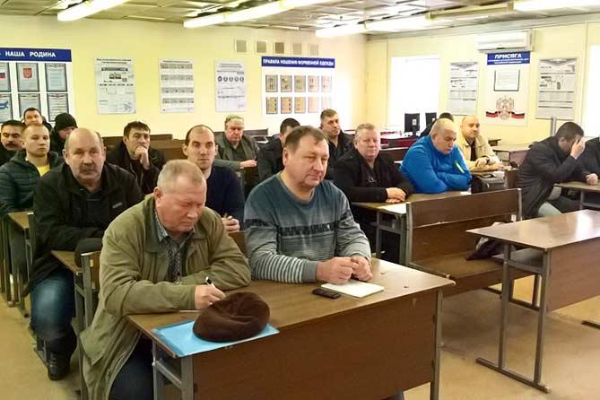 Пригласили на встречу руководителей пассажирских автотранспортных предприятий города