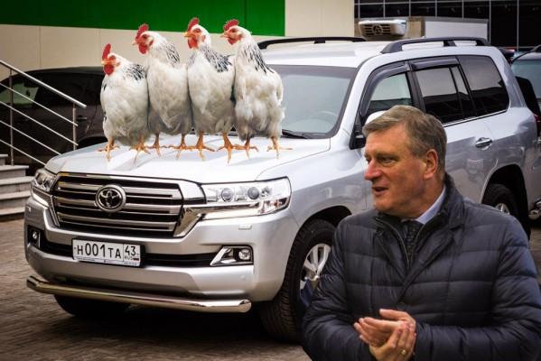 Сергей Мамаев обратился в Генпрокуратуру и Управление Президента по факту покупки автомобиля класса «люкс» для правительства