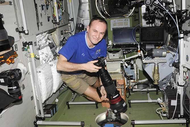 Тольятти сфотографировали из космоса
