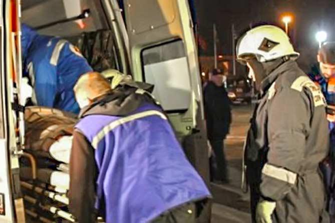13-летний мальчик пострадал на 40 лет Победы