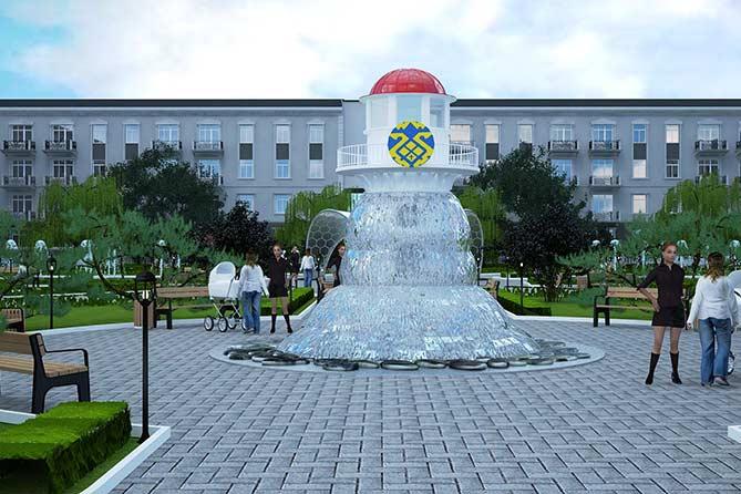 Сквер в Комсомольском районе: Все замечания жителей были учтены