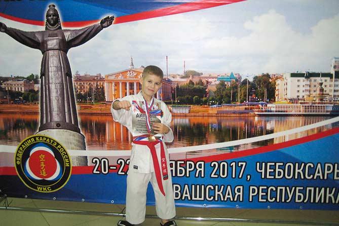25-10-2017: Поздравляем спортсменов Поволжской Академии Боевых Искусств!