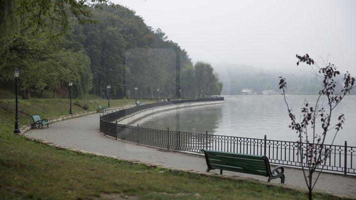 Девятилетний ребёнок чуть не утонул в озере в парке Валя Морилор