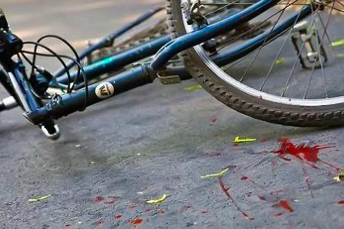 Вынесен приговор: велосипедист сбил женщину насмерть