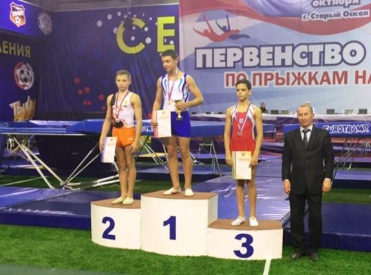 Вятскополянские акробаты прошли успешный отбор на первенство мира