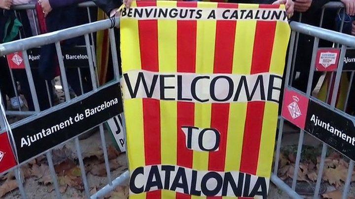 Генеральный прокурор Испании подал иск против лидеров Каталонии