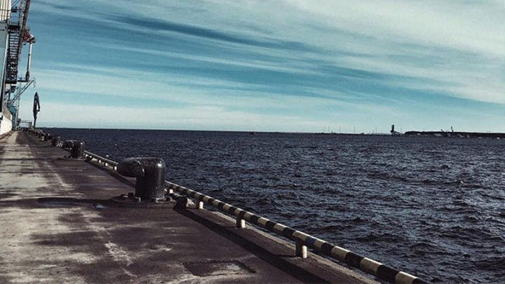 Катер с мертвыми финнами нашли в заливе Мууга