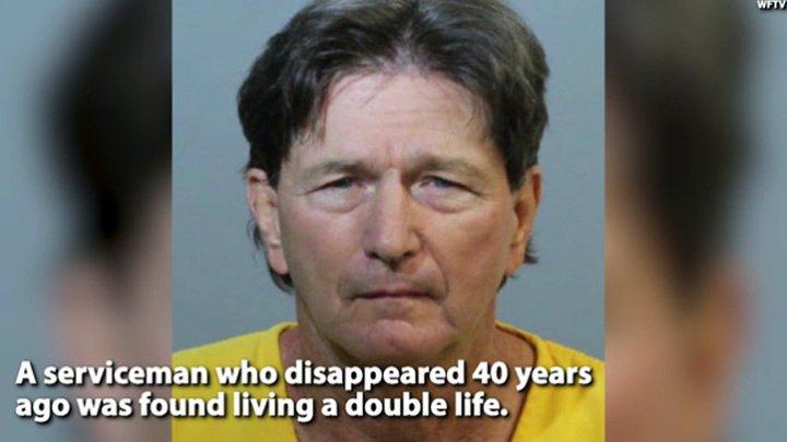 В США задержали скрывавшегося 40 лет дезертира