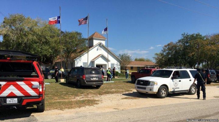 Церковь на месте техасской трагедии планируют снести