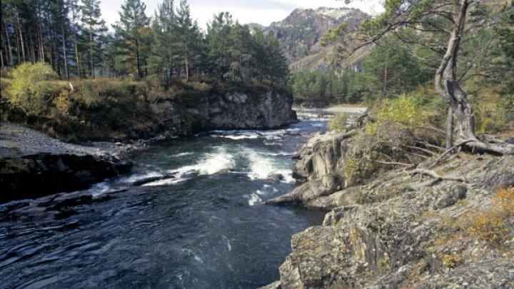 Женщина переплыла реку, спасаясь от агрессивного мужа
