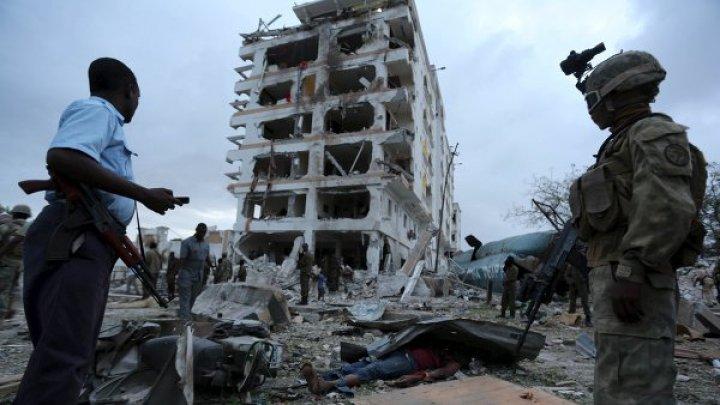 Более 100 боевиков уничтожены в Сомали в результате авиаудара США