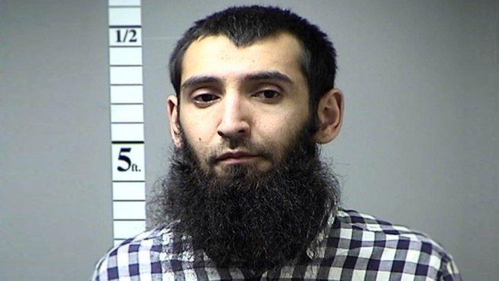 Манхэттенского террориста могут заточить в тюрьму Гуантанамо