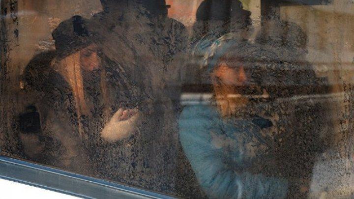 Юная пассажирка, избившая кондуктора молотком, сбежала из отдела полиции