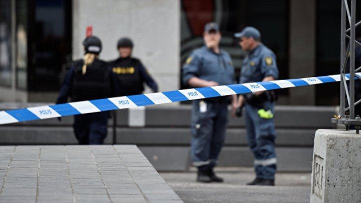 В центре Стокгольма неизвестный устроил стрельбу и скрылся