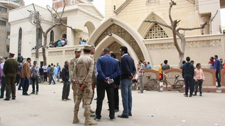 Количество жертв теракта в египетской мечети выросло до  235