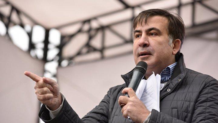 «Без объяснения причин»: Саакашвили заявил, что его сына задержали в Борисполе