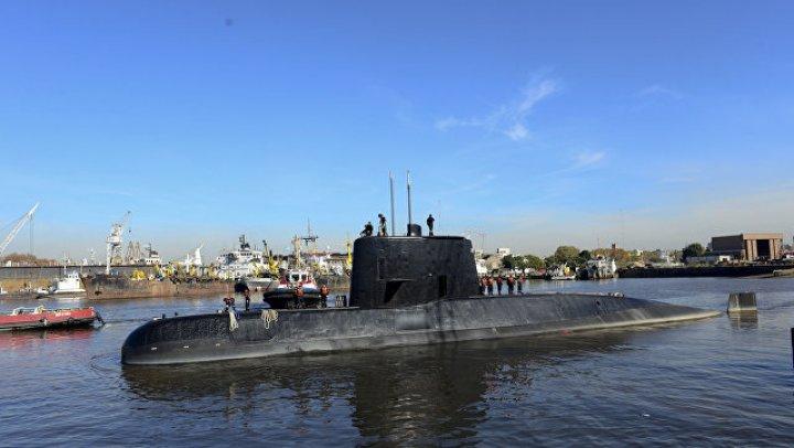 У экипажа пропавшей аргентинской подлодки мог закончиться кислород