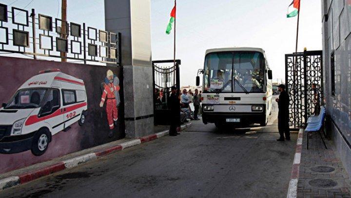 Египет на три дня открыл КПП на границе с сектором Газа