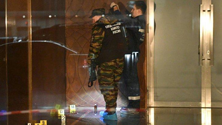Видео: Тело охранника Павлова обнаружили через 5 дней после перестрелки в Москва-сити