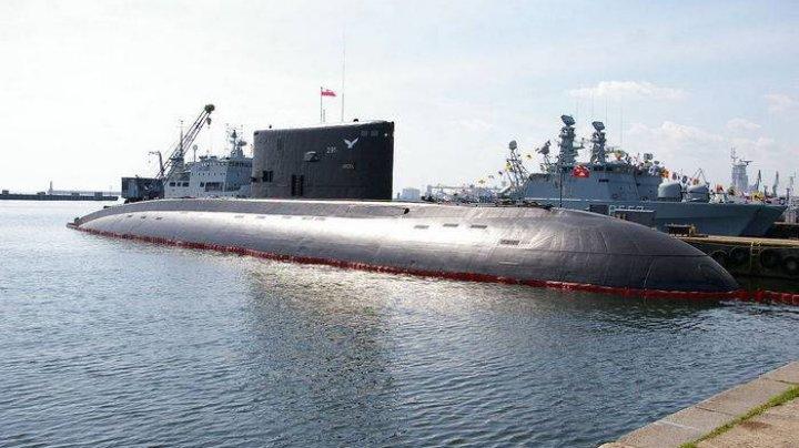 В Польше затопили единственную боевую подводную лодку ВМФ страны