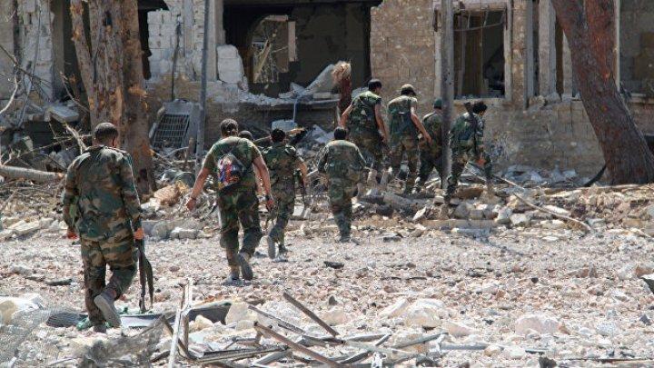 В Сирии 47 бывших членов вооруженных формирований вернулись к мирной жизни