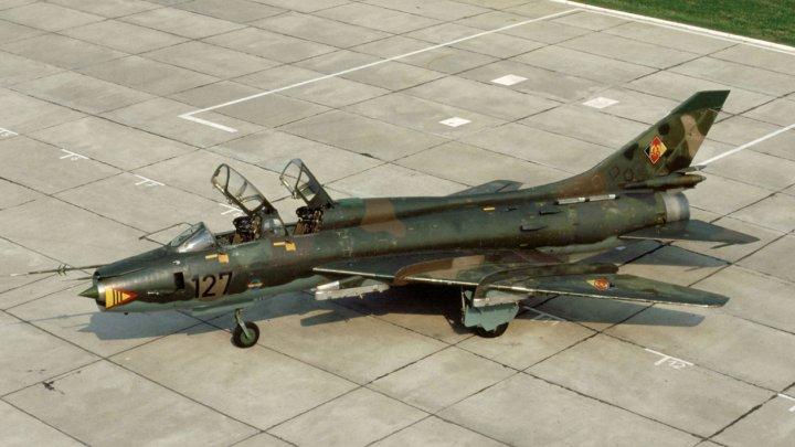 В Иране разбился военный Су-22