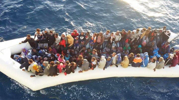Более 20 мигрантов стали жертвами кораблекрушения у берегов Ливии