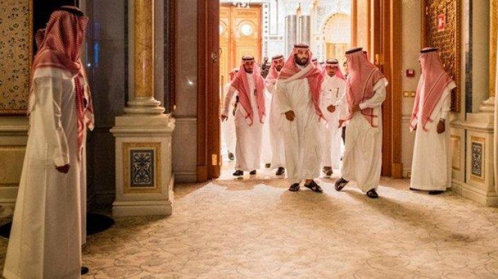 Саудовских принцев вместо тюрьмы поместили в роскошный отель