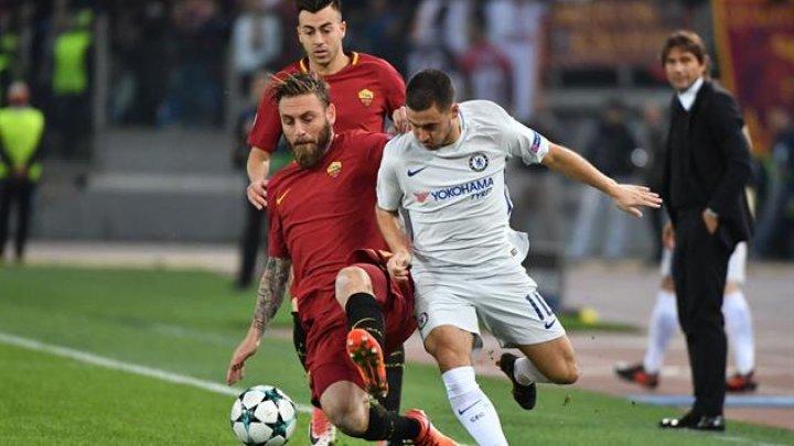 «Рома» обыграла «Челси» 3:0