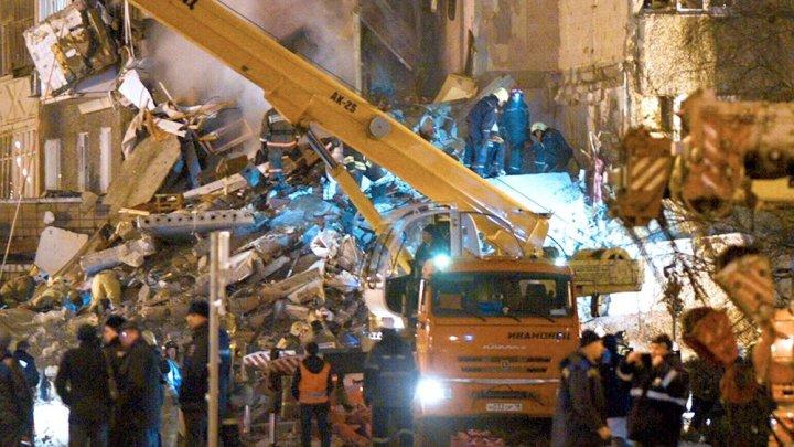 В Ижевске похоронили всех погибших при обрушении части дома