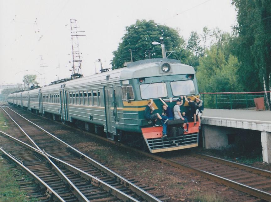 На станции Лянгасово снят с поезда несовершеннолетний «зацепер»