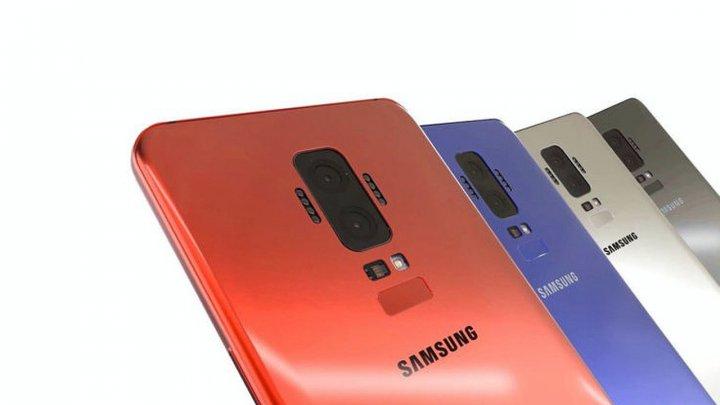 СМИ: Samsung решила не менять дизайн смартфонов-флагманов в 2018-м