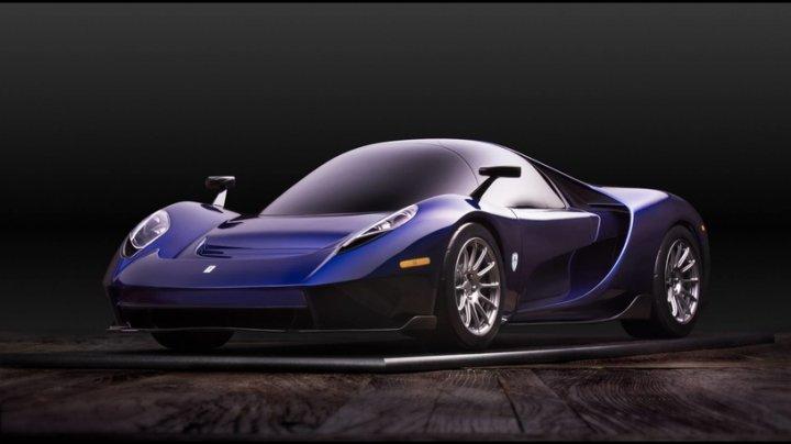Американский миллиардер представил новый трехместный суперкар