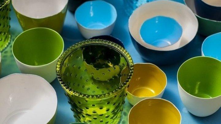 Стеклянная посуда с узорами опасна для здоровья