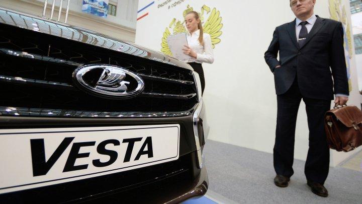 Продажи Lada в Евросоюзе растут пятый месяц подряд