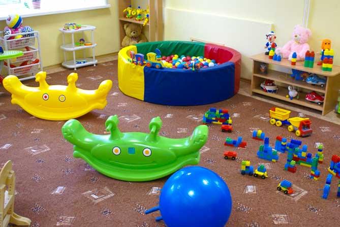 Места в детских садах Тольятти
