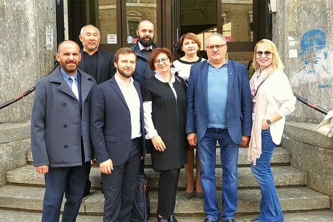 Тольяттинские педагоги съездили в Италию