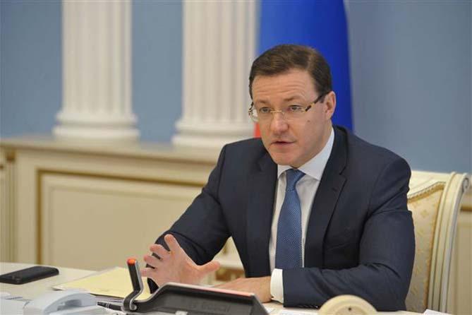 """""""Почти каждый третий житель Самарской области работает, не платит налоги, а мы обеспечиваем социальные выплаты"""""""