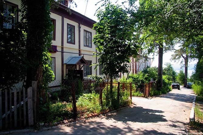Проект планировки и межевания Портпоселка и Центральной зоны отдыха