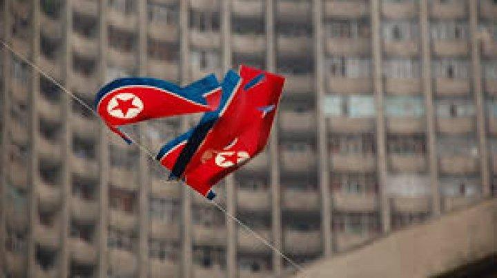 Северная Корея запустила баллистическую ракету неизвестного типа